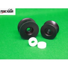 1 PAIR CERAMIC BEARINGS