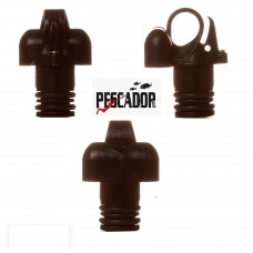 PESCADOR CLOSED HEAD
